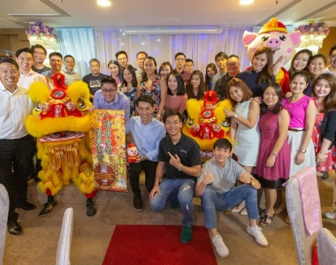 Apex CNY Branch Celebration (Lou Hei) – 12 Feb 2019