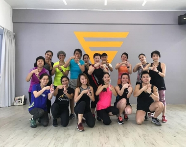 K-Kardio Dance Workshop (2018 Aug 4)